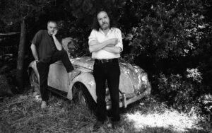 Claudio Lolli e Paolo Capodacqua